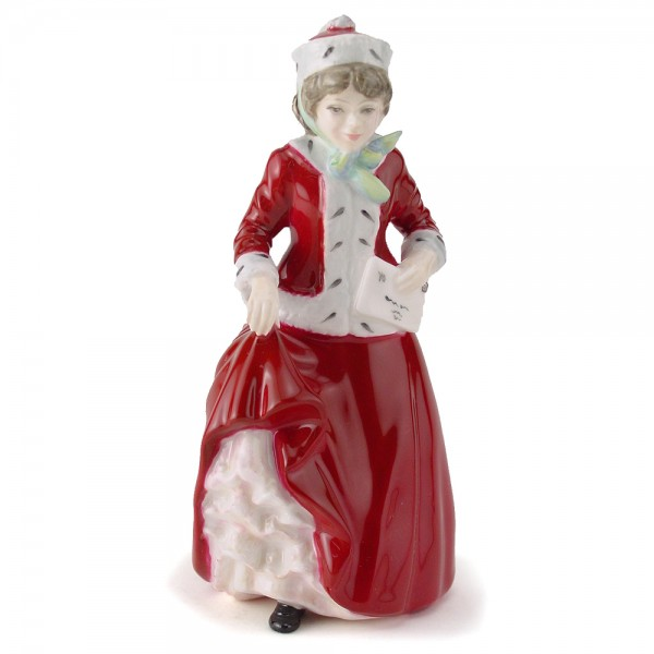 Best Wishes HN3426 - Royal Doulton Figurine
