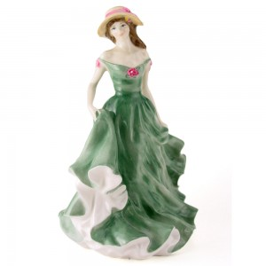 Best Wishes HN3971 - Royal Doulton Figurine