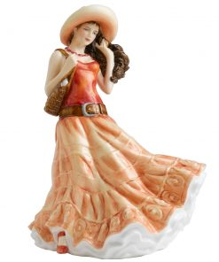 Best Wishes HN5142 - Royal Doulton Figurine