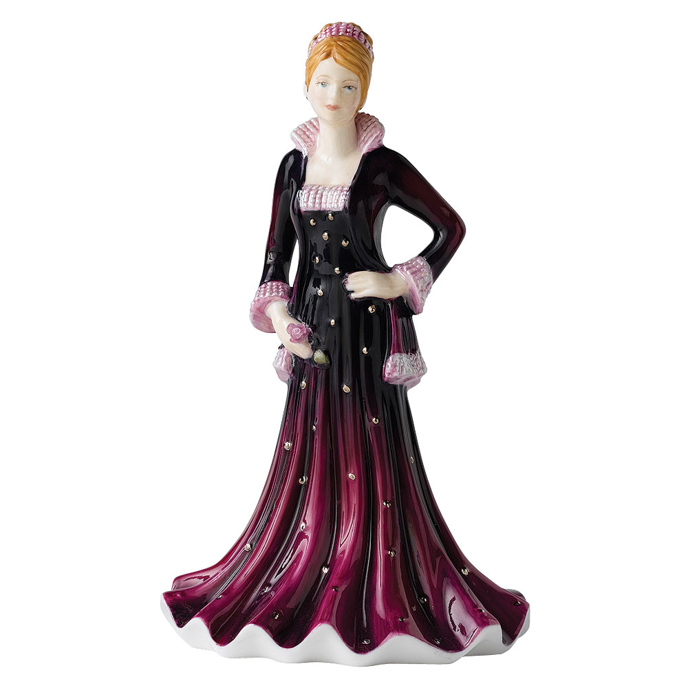 Best Wishes HN5455  - Royal Doulton Petite Figurine