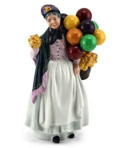Biddy Penny Farthing HN1843 - Royal Doulton Figurine