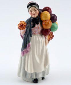 Biddy Penny Farthing HN4933 - Royal Doulton Figurine