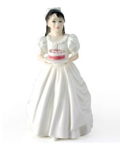 Birthday Girl HN3423 - Royal Doulton Figurine