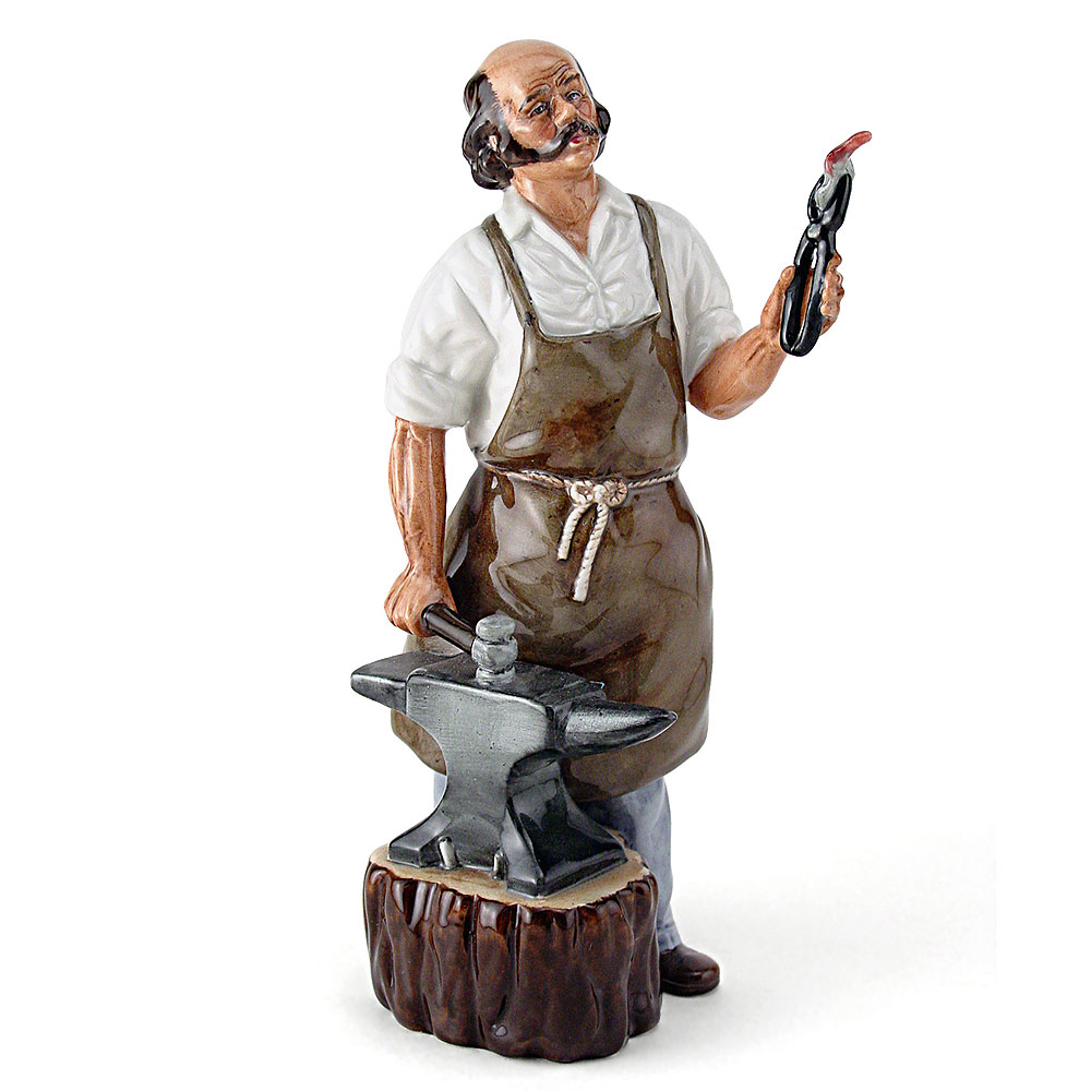 Blacksmith HN2782 - Royal Doulton Figurine