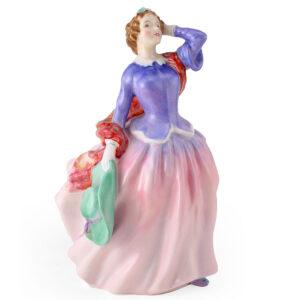 Blithe Morning HN2021 - Royal Doulton Figurine