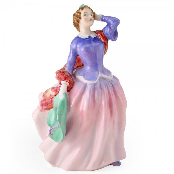 Blithe Morning HN2021 - Royal Doulton Figurine