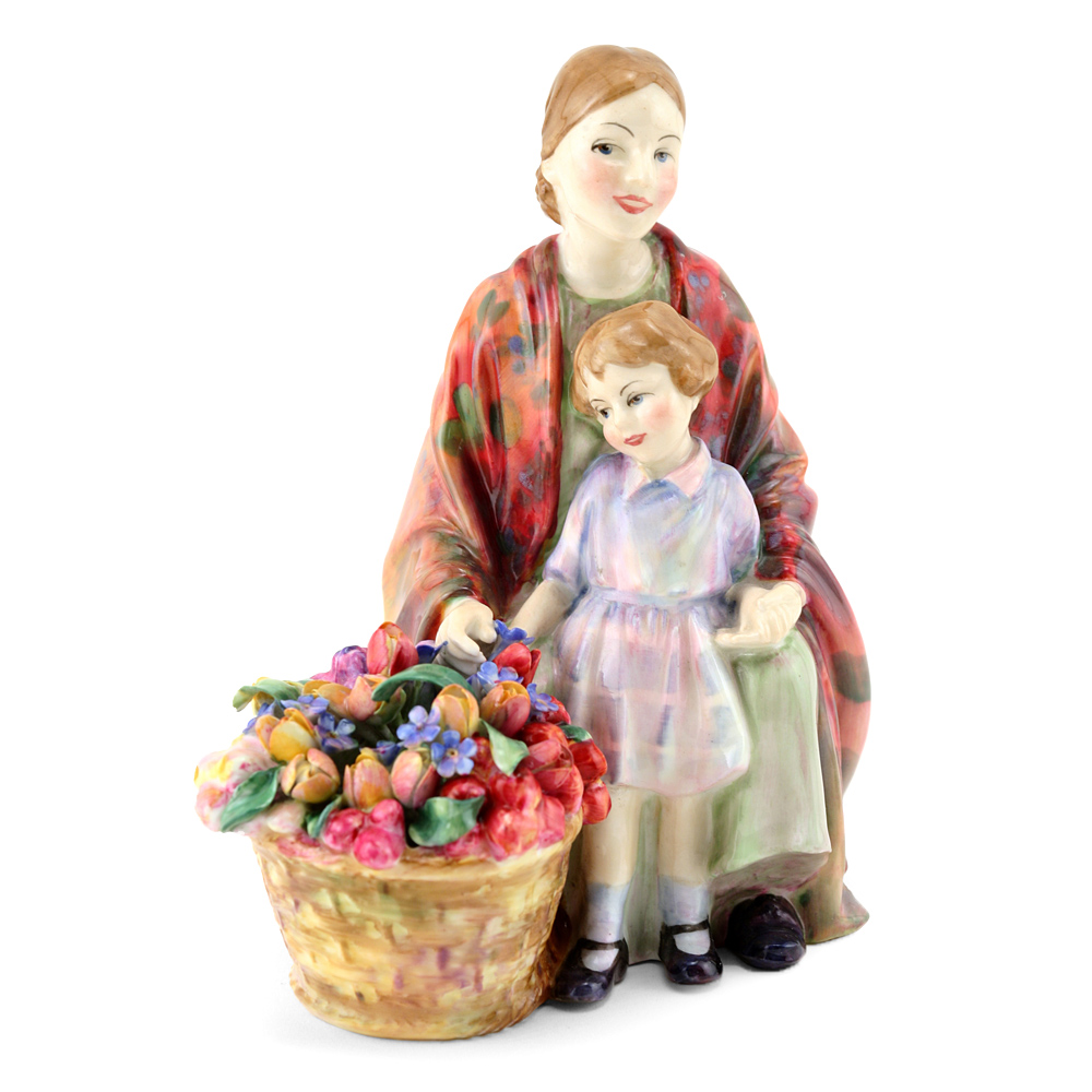 Blossom HN1667 - Royal Doulton Figurine