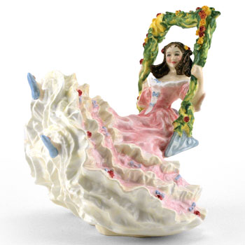 Blossomtime HN4045 - Royal Doulton Figurine