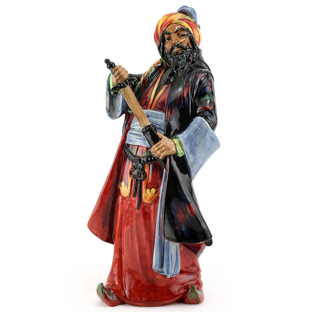 Bluebeard HN1528 - Royal Doulton Figurine