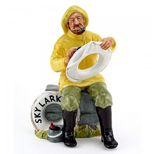 Boatman (Skylark) HN2417 - Royal Doulton Figurine