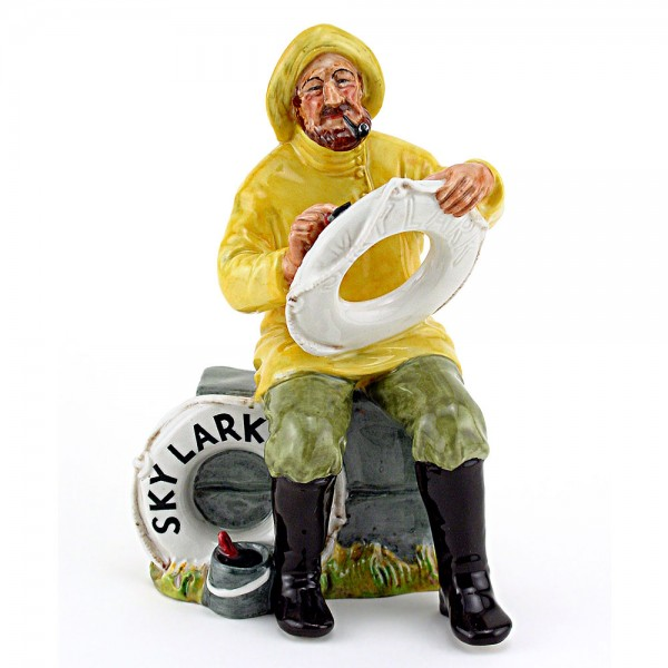 Boatman (Skylark) HN2417 - Royal Doulton Figurine