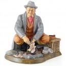 Bon Appetit HN2444 - Royal Doulton Figurine