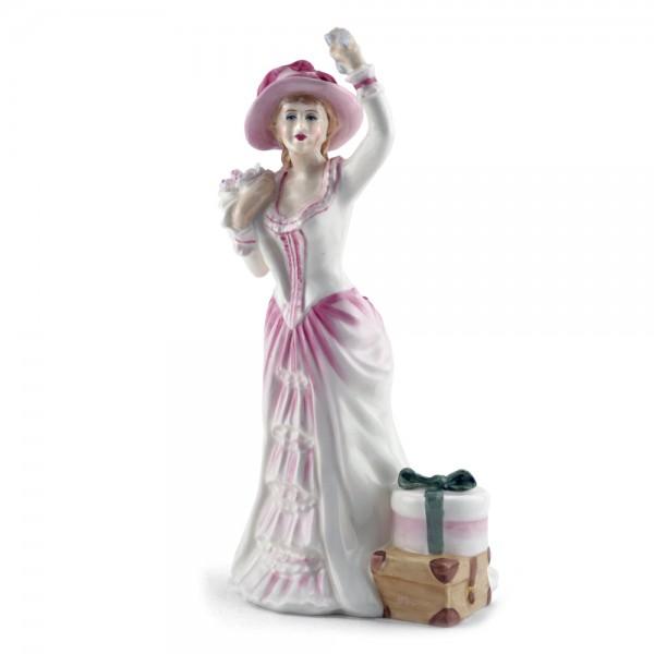 Bon Voyage HN3866 - Royal Doulton Figurine