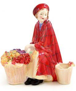 Bonnie Lassie HN1626 - Royal Doulton Figurine