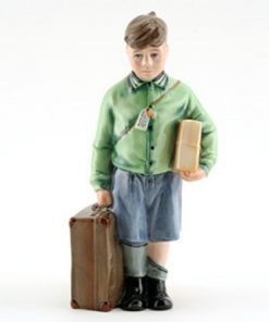 Boy Evacuee HN3202 - Royal Doulton Figurine