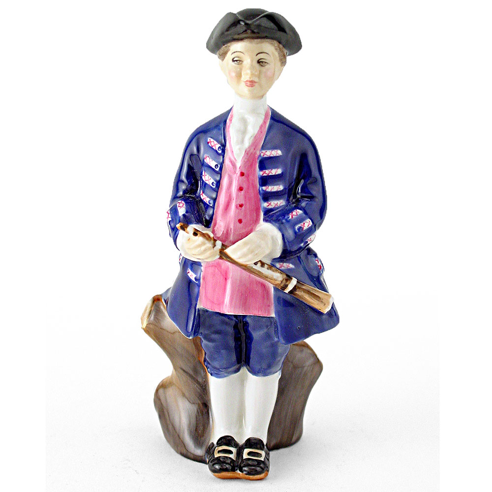 Boy from Williamsburg HN2183 - Royal Doulton Figurine