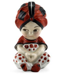 Boy with Turban HN1210 - Royal Doulton Figurine