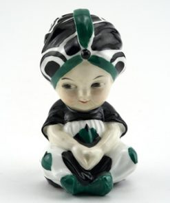 Boy with Turban HN1214 - Royal Doulton Figurine