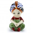 Boy with Turban HN0587 - Royal Doulton Figurine