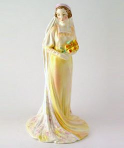 Bride HN1588 - Royal Doulton Figurine