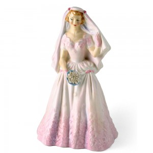 Bride HN2166 - Royal Doulton Figurine