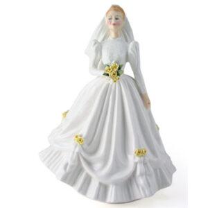 Bride HN3284 - Royal Doulton Figurine
