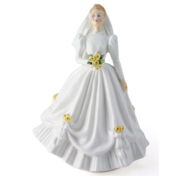 Bride HN3284 - Royal Doulton Figurine