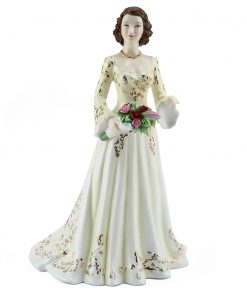Bride HN5035 (Traditional Bride) - Royal Doulton Figurine