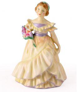 Bridesmaid HN2148 - Royal Doulton Figurine