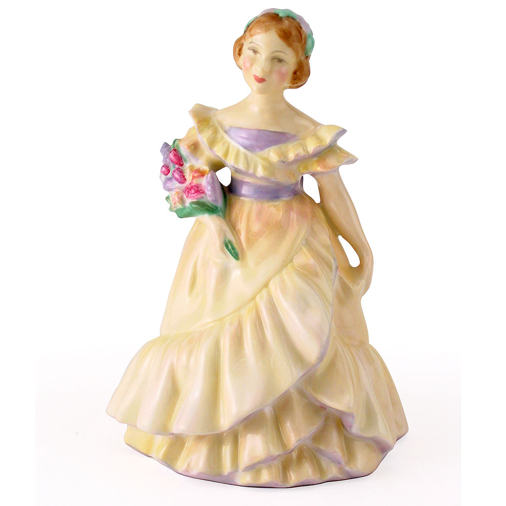 Bridesmaid HN2148 - Royal Doulton Figurine