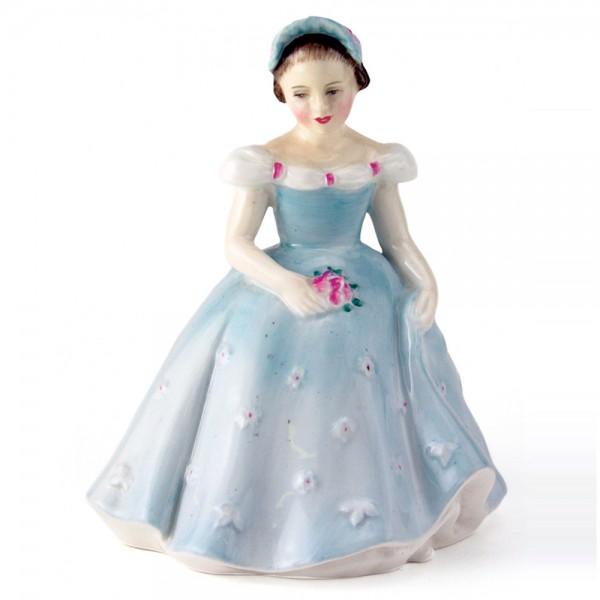 The Bridesmaid HN2196 - Royal Doulton Figurine