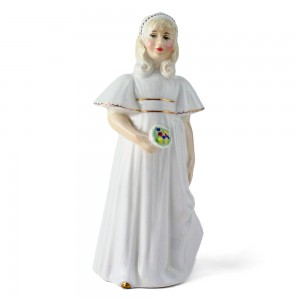 Bridesmaid HN2874 - Royal Doulton Figurine