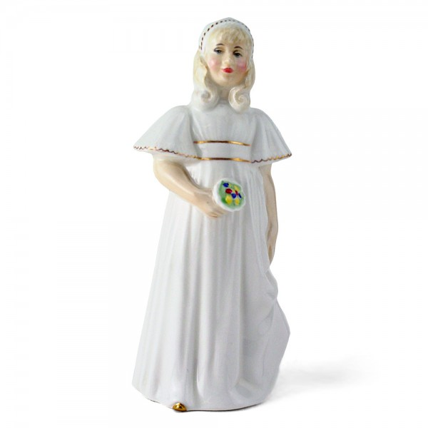 Bridesmaid HN2874 - Royal Doulton Figurine