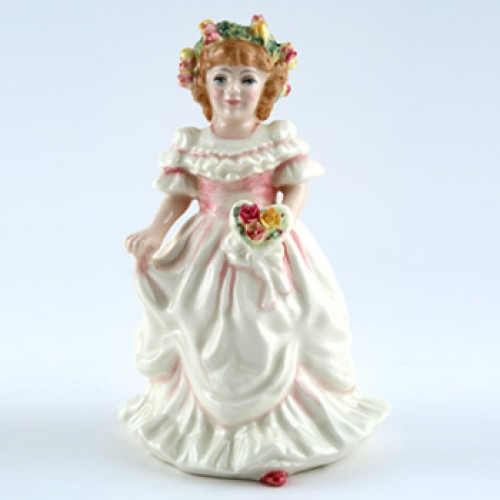 Bridesmaid HN3476 - Royal Doulton Figurine