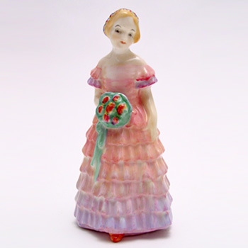Bridesmaid M11 - Royal Doulton Figurine