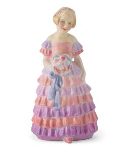 Bridesmaid M30 - Royal Doulton Figurine