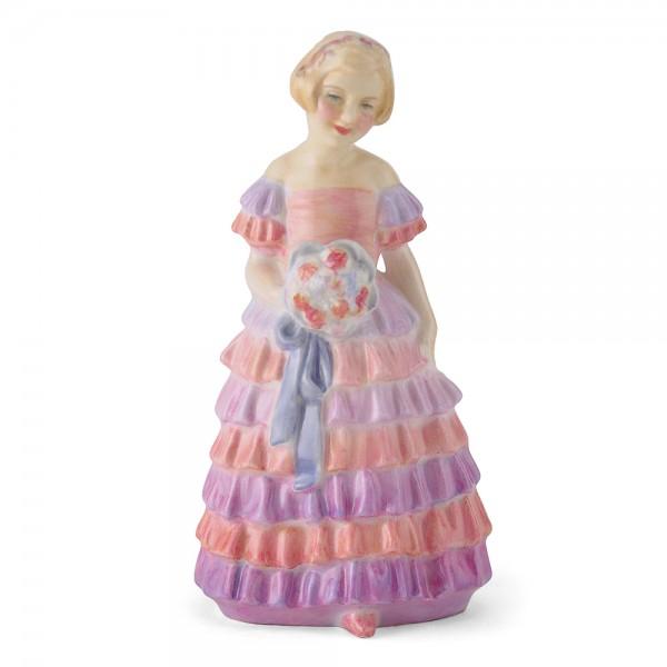Bridesmaid M30 - Royal Doulton Figurine