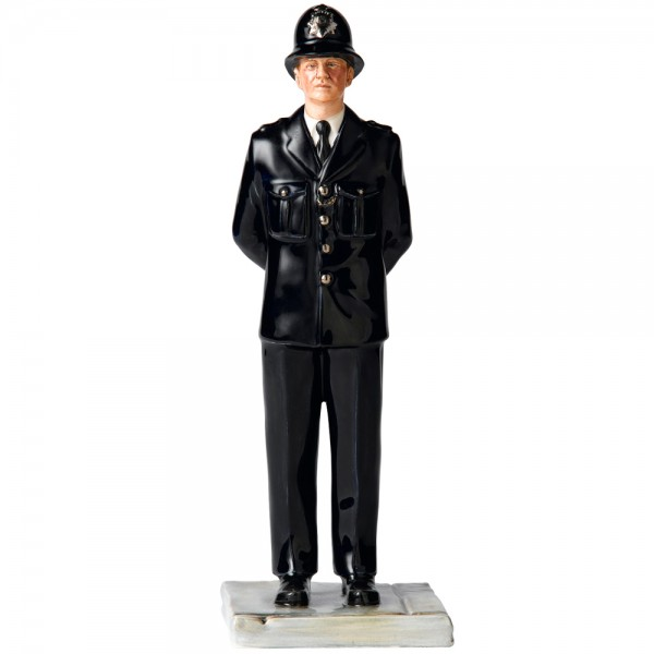 British Policeman HN5365 - Royal Doulton Figurine