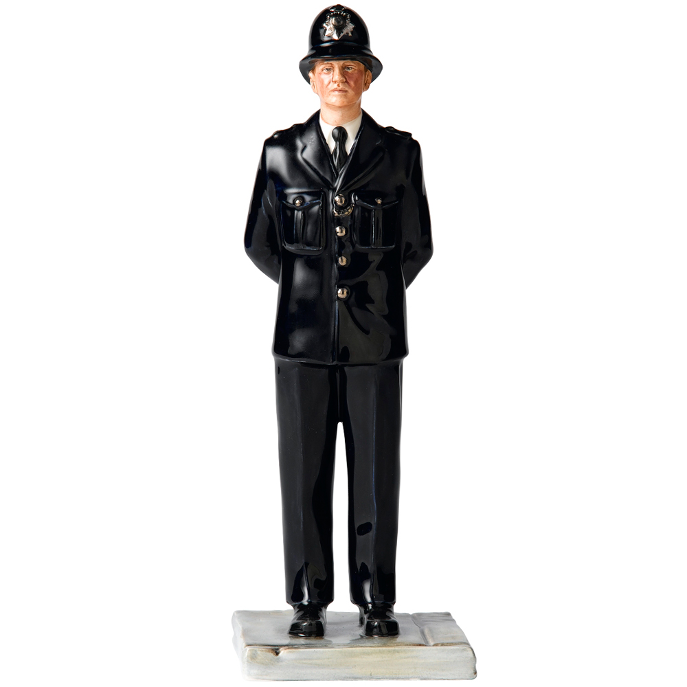 British Policeman HN5365 - Royal Doulton Figurine