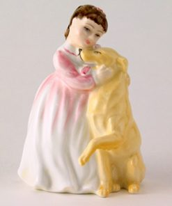 Buddies HN3396 - Royal Doulton Figurine