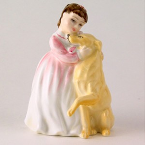 Buddies HN3396 - Royal Doulton Figurine