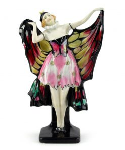 Butterfly HN719 - Royal Doulton Figurine