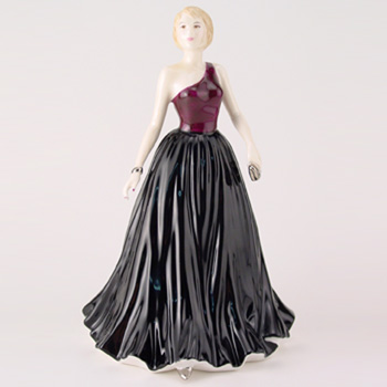 Caitlyn HN4666 - Royal Doulton Figurine