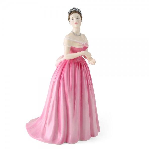 Camilla HN4220 - Royal Doulton Figurine