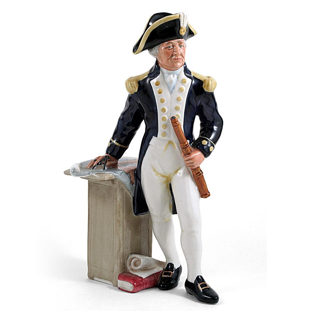 Captain HN2260 - Royal Doulton Figurine