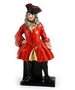 Captain MacHeath HN464 - Royal Doulton Figurine
