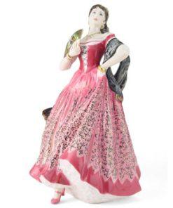 Carmen HN3993 - Royal Doulton Figurine