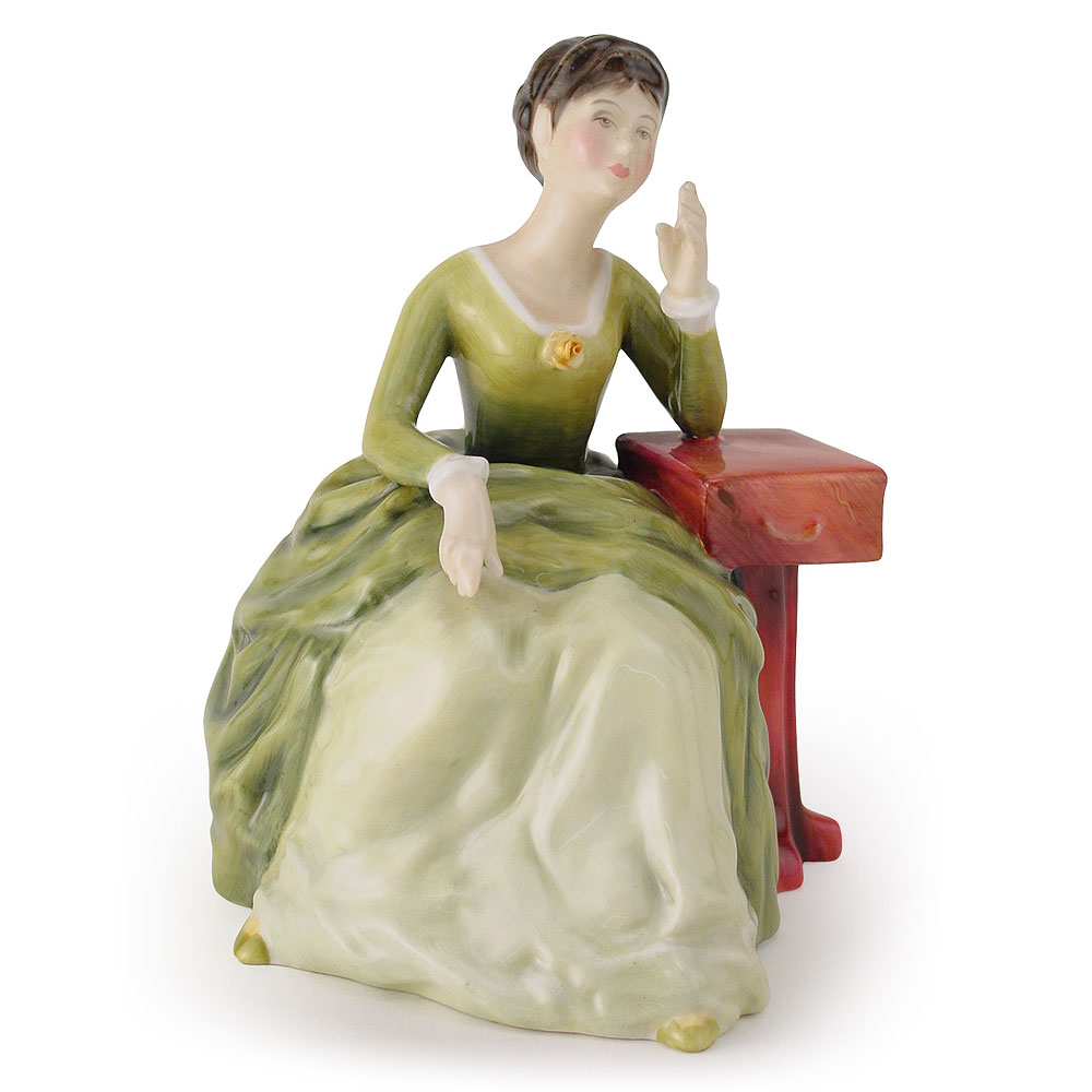 Carolyn HN2974 - Royal Doulton Figurine