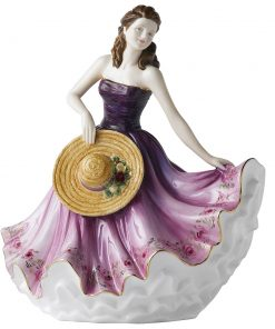 Carolyn HN5405 - Royal Doulton Figurine