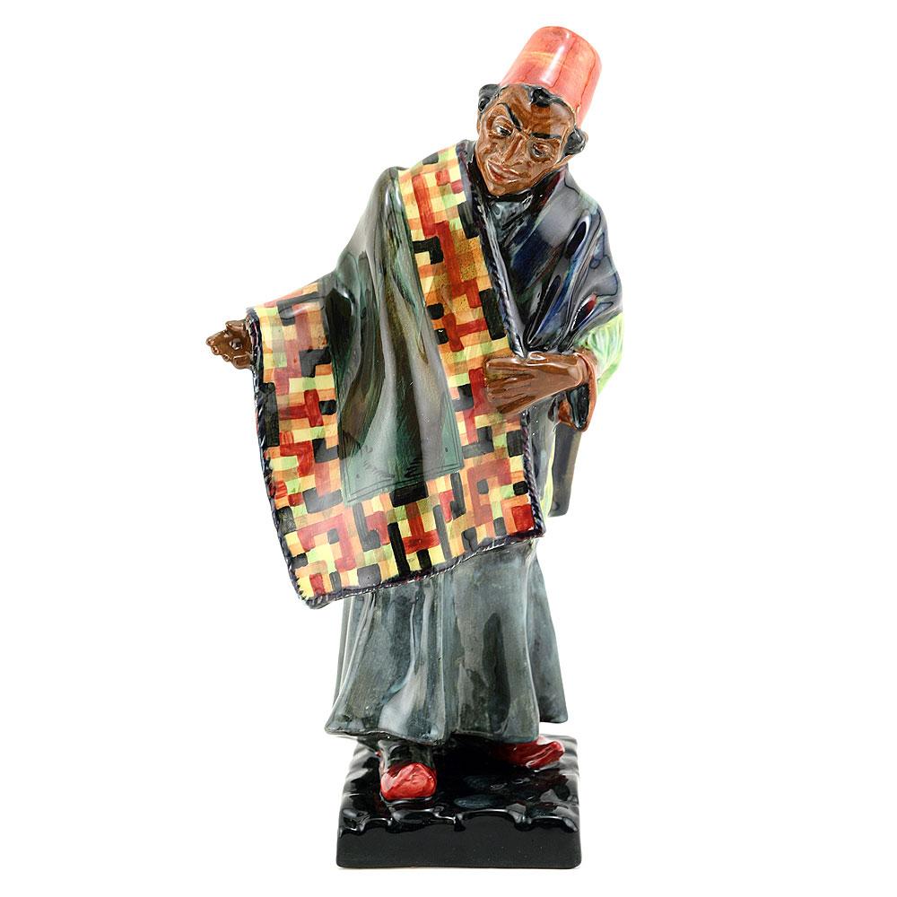 Carpet Seller (Open Hand) HN1464 - Royal Doulton Figurine
